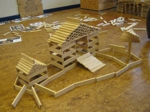 Bygging med klosser